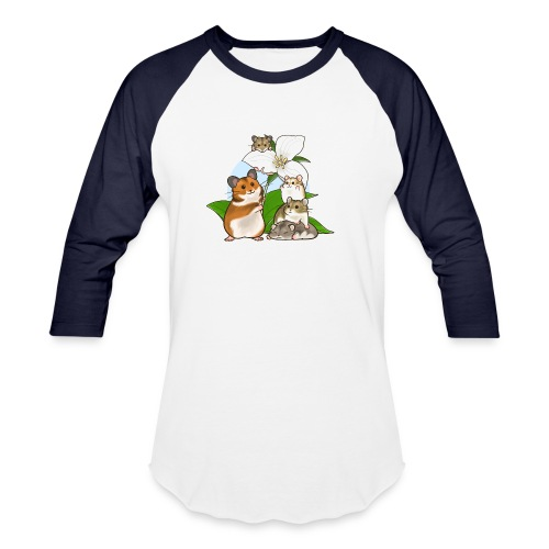 Ontario Hamster Club - Baseball T-Shirt