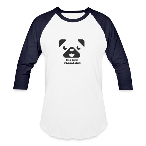 Link Charlie - Unisex Baseball T-Shirt