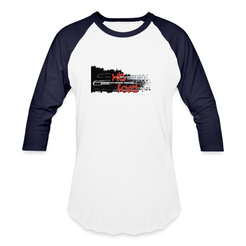 XB Coupe skid - Baseball T-Shirt