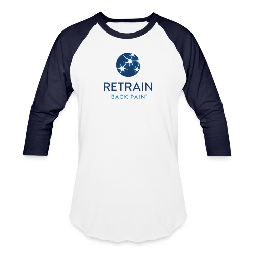 RBP Full Logo color - Baseball T-Shirt