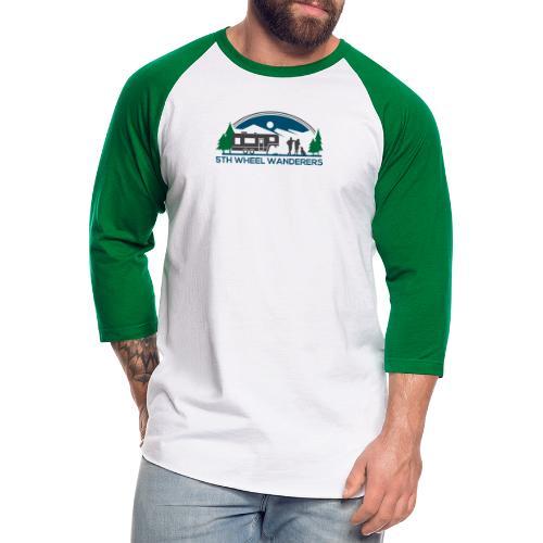 5th Wheel Wanderers - Unisex Baseball T-Shirt