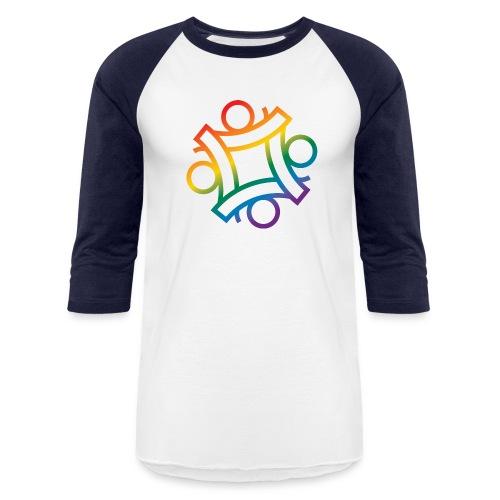 PCAC pride - Unisex Baseball T-Shirt