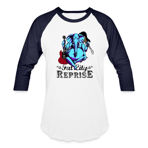 Ganesh Tee - Unisex Baseball T-Shirt