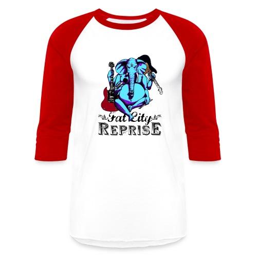 Ganesh Tee - Baseball T-Shirt