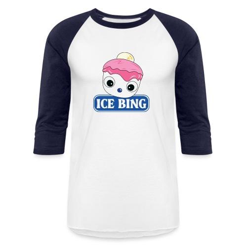 ICEBING - Unisex Baseball T-Shirt