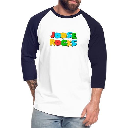 Super Joose Rocks - Unisex Baseball T-Shirt
