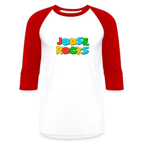Super Joose Rocks - Baseball T-Shirt