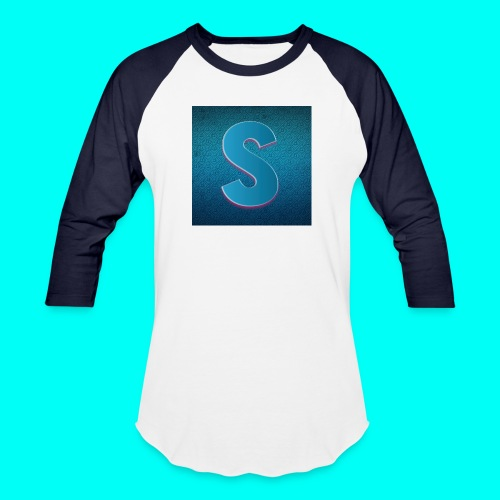 S Sign Smoshiga - Baseball T-Shirt