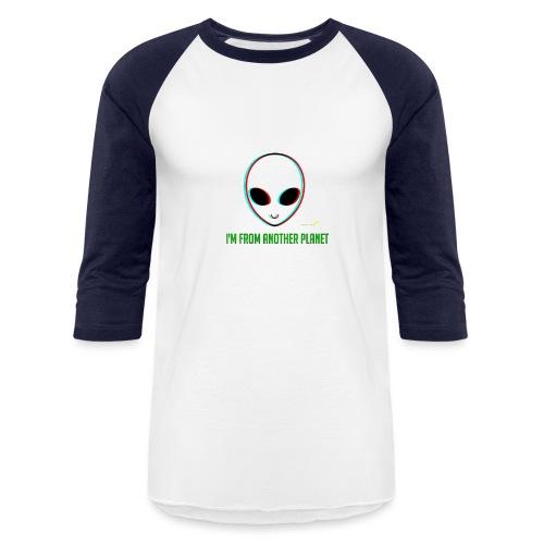 I'm different - Baseball T-Shirt
