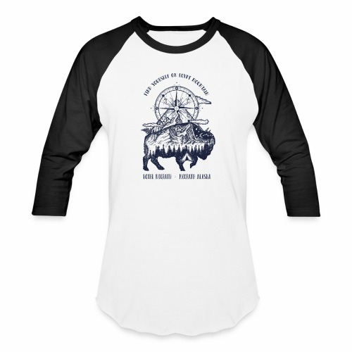 EGYPT MOUNTAIN TSHIRT - Baseball T-Shirt