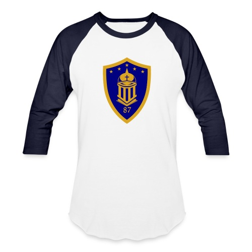 Ateneo HS Batch 87 Logo - Baseball T-Shirt