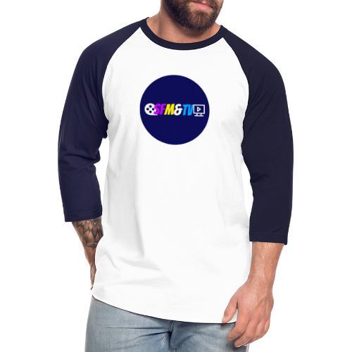 SFM&TV | ScienceFictionMoviesTV.Com - Unisex Baseball T-Shirt