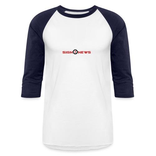 Sign1 Fashion - Baseball T-Shirt