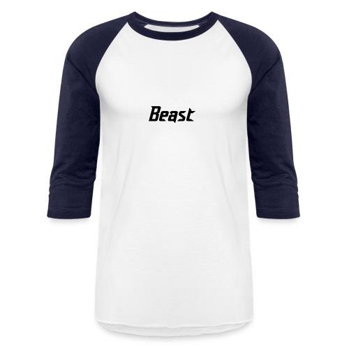 BEAST - Unisex Baseball T-Shirt