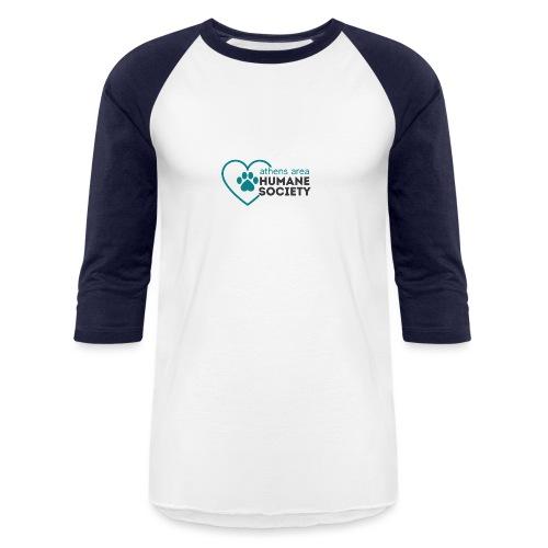 AAHS LOGO - Unisex Baseball T-Shirt