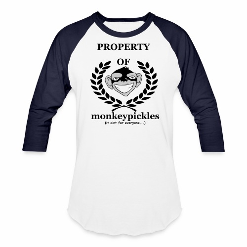 property of - Baseball T-Shirt