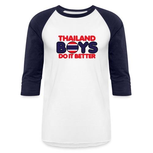 2020 Boys Do It Better 06 Thailand - Baseball T-Shirt