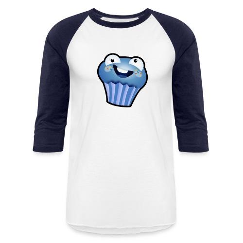 הלוגו של מאפין - Baseball T-Shirt