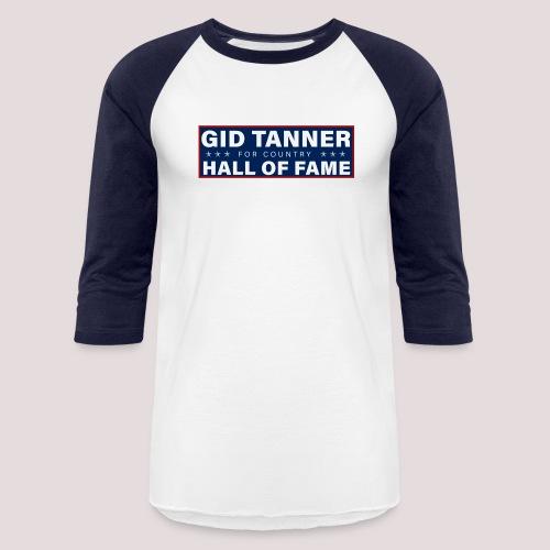 Gid for HOF - Unisex Baseball T-Shirt