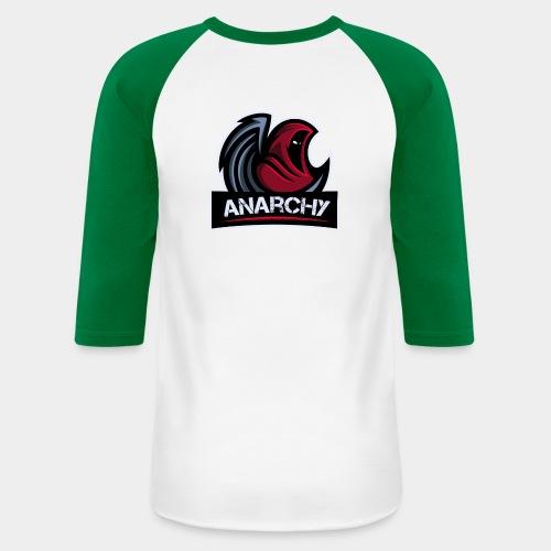 Official LoA Logo - Unisex Baseball T-Shirt
