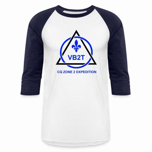 VB2T logo transparent - Baseball T-Shirt