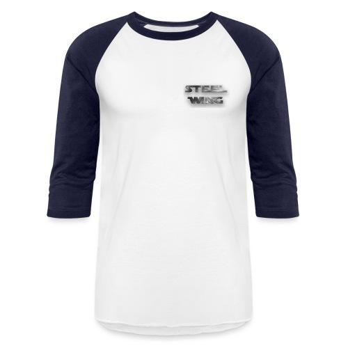STEEL WING - Baseball T-Shirt