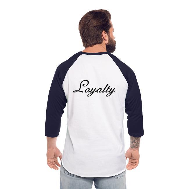 Loyalty Brand Items - Black Color