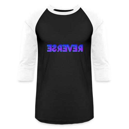 Reverse Clothing Brand - Baseball T-Shirt