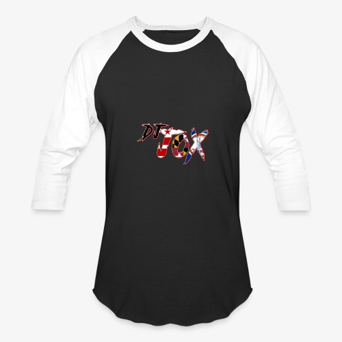 TEAMDJJOX - Baseball T-Shirt