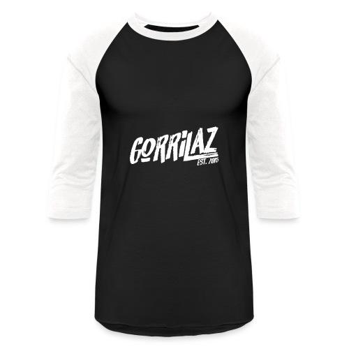 Gorrilaz - Baseball T-Shirt