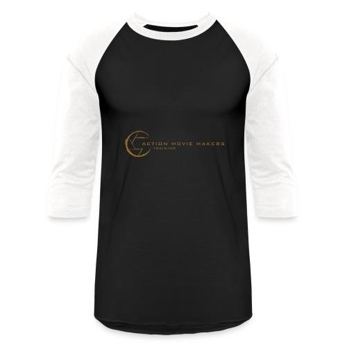 AMMT Logo Modern Look - Baseball T-Shirt