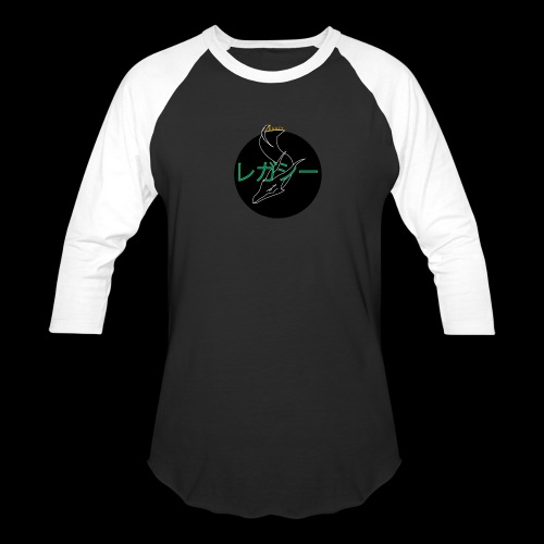 Jade Dragon collection - Baseball T-Shirt