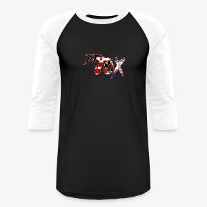 TEAMDJJOX - Baseball T-Shirt