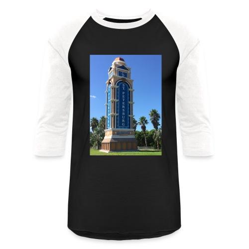 Welcome to St. Petersburg tee - Baseball T-Shirt