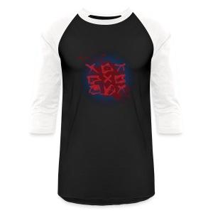 Tic Tac Toe - Baseball T-Shirt
