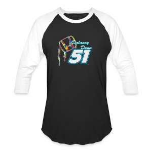 Dalaney Dunn Racing Logo - Baseball T-Shirt