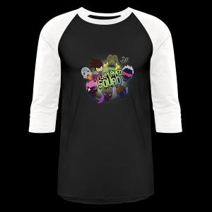 Overplayed Squad - Baseball T-Shirt