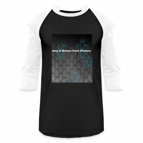 Stay in Motion Shirt - Baseball T-Shirt