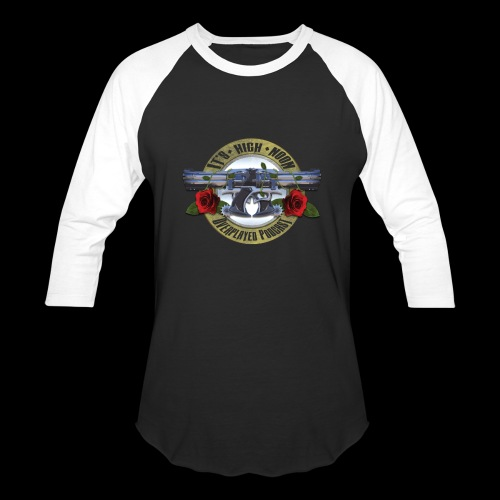 Overplayed - It's High Noon - Baseball T-Shirt