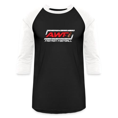 AWF Official Logo - Baseball T-Shirt