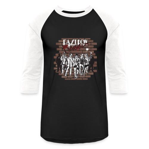 East Row Rabble - Baseball T-Shirt