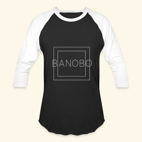 Banobo Logo - Baseball T-Shirt