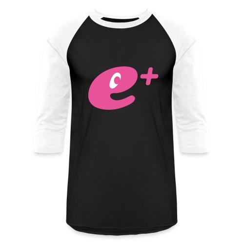 E Plus logo - Baseball T-Shirt