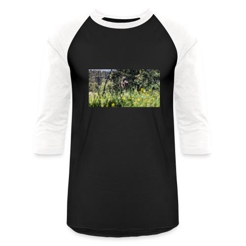 Baboon post - Baseball T-Shirt