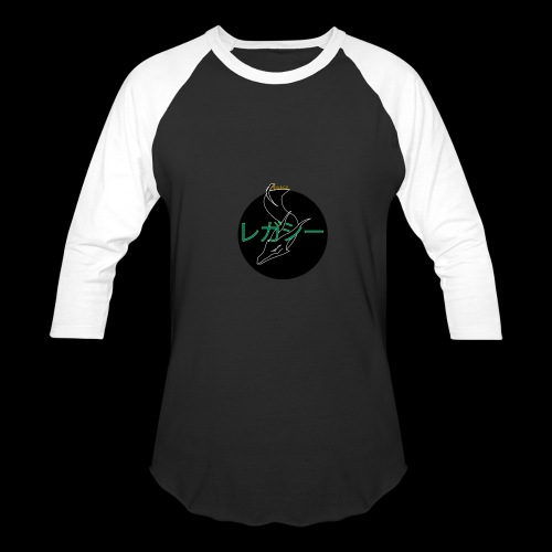Jade Dragon collection - Baseball T-Shirt
