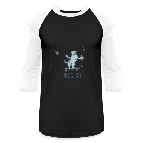 Doggo- hecc off - Baseball T-Shirt