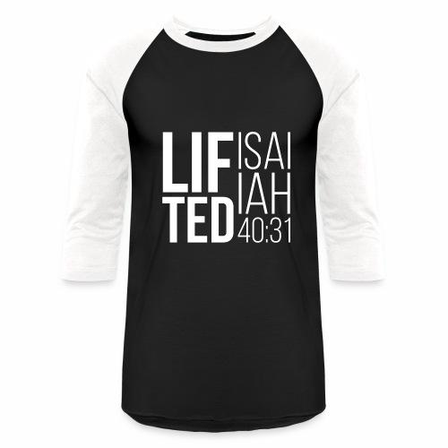 Lifted Block - Baseball T-Shirt