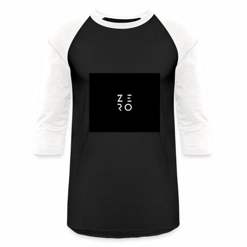 ZERO Type 1's - Baseball T-Shirt