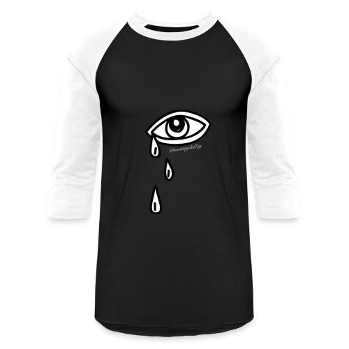 moist eyelid ig - Baseball T-Shirt