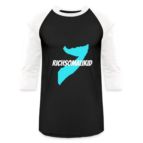 Richsomalikid Somali - Baseball T-Shirt
